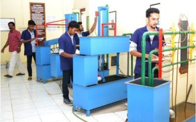 FLUID MECHANICS & MACHINES LAB