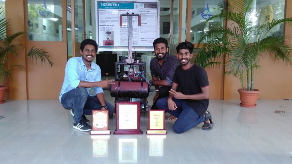 Student Projects of Toc H of Institute of Science and Technology