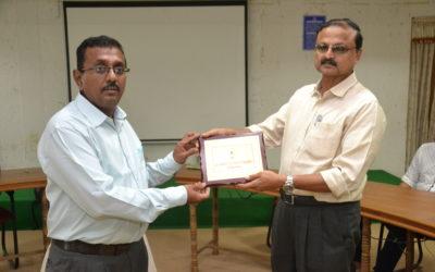 Talk by Mr. Ganapathy Subrahmaniam (representative from SAE (4)