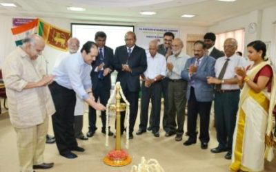 "Inauguration of international seminar on ""Economic, Cultural and Political Integration beyond boundaries –India and Sri Lanka Perspective -by Mr. Mr. Muhammad Haneesh, IAS"