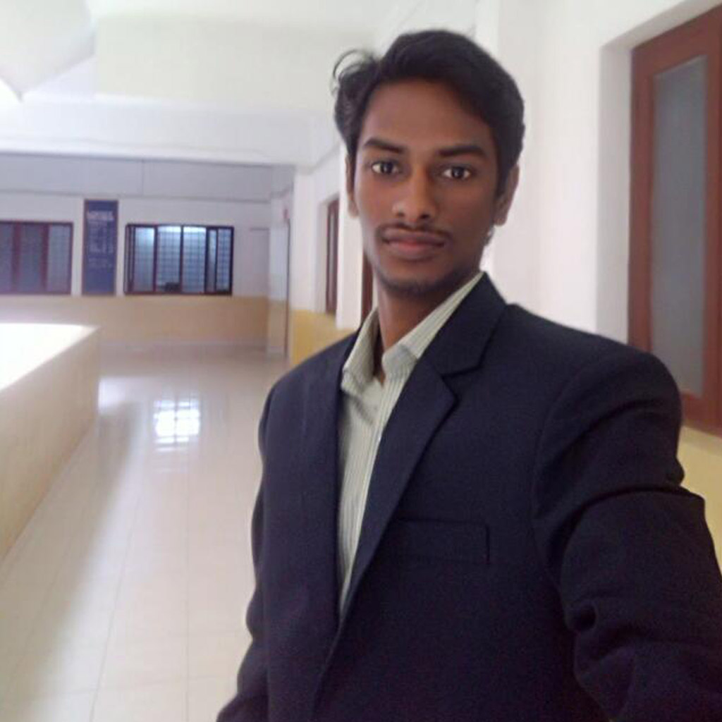 Akhil M M