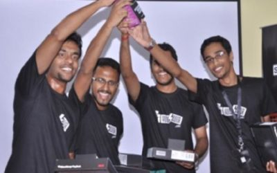 Blackberry Jam Asia Hackathon