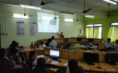 SPAN Workshops were conducted for ME, IT and SF Departments