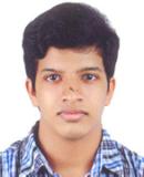 Astel Vinod- rank 2