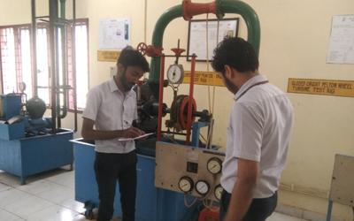 Experiment on Francis Turbine